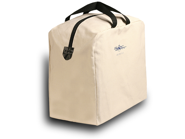 Canvas Storage Bags With Zippers Arc Blanket Storage Bag Canvas
