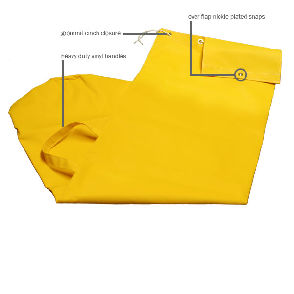 Line Guard Cover Storage Bag