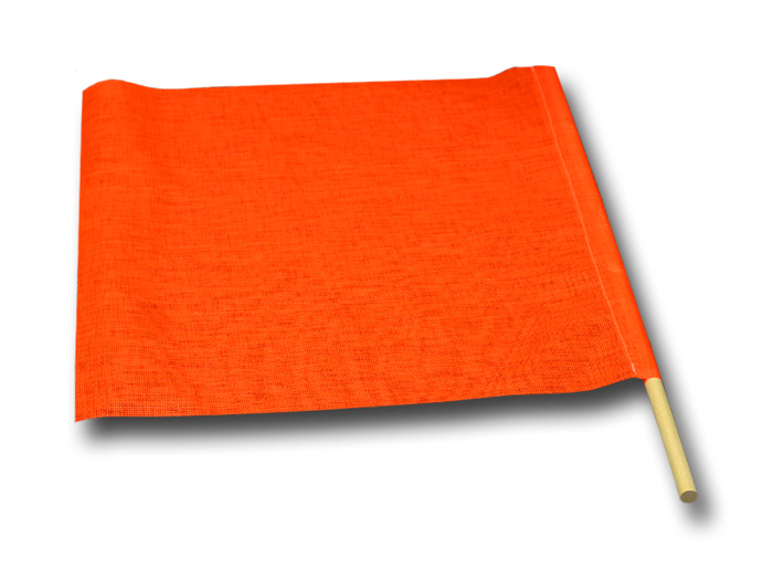 Mesh Safety Flag