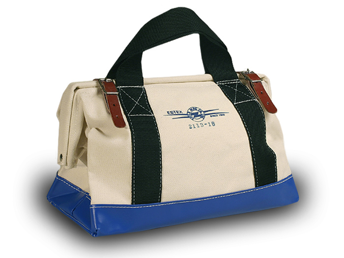 "Tool Bag 18"" W/#4 Canvas"