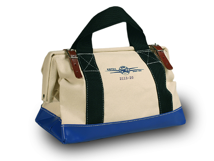 "Tool Bag 20"" W/#4 Canvas"