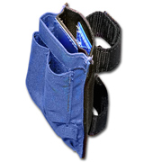 Retractor-Style Harness Mounted 2 Pocket Tool Holster