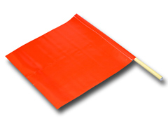 Vinyl Safety Flag