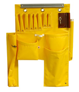 Tool Apron w/Hotstick Bag and Magnetic Strip