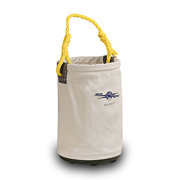 "Tool Bucket, 8"" x 14"" Plastic Bottom"