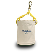 "Tool Bucket, 8"" x 12"" Plastic Bottom, Snap"