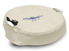 CanvasTool Bucket Cover for 10-inch diameter buckets