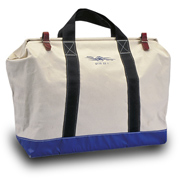 "Tool Bag 22"" Canvas W/IS Pocket, 21"" High"