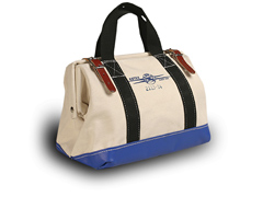 "Tool Bag 14"" W/#4 Canvas"