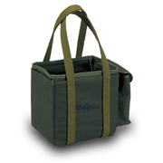 Tool Bag O.D. Canvas W/1 OS & 23 IS Pockets
