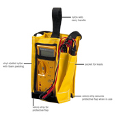 Padded Bag for Multimeter